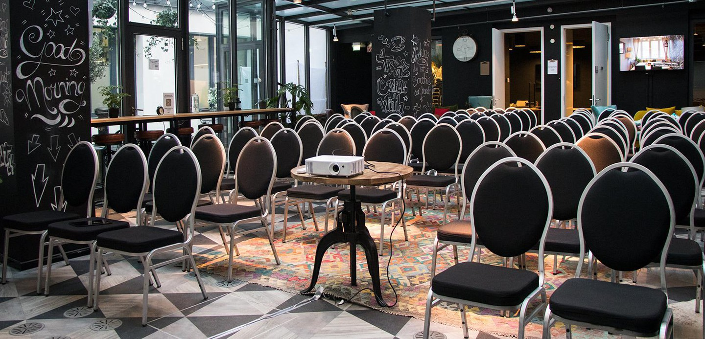 Berlin corporate event venues  Rent24- Community Lounge EG image 0