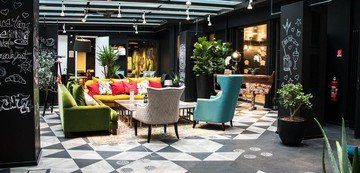 Berlin corporate event venues  Rent24- Community Lounge EG image 3
