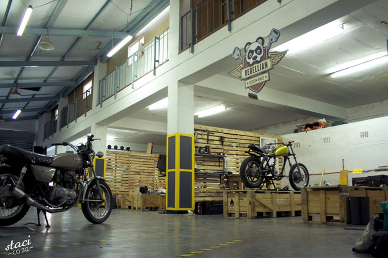 Rent The Woodstock Man Cave Warehouse Cape Town Spacebase