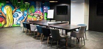 Berlin workshop spaces Espace de Coworking rent24 Berlin Mitte - Ping Pong Room image 1