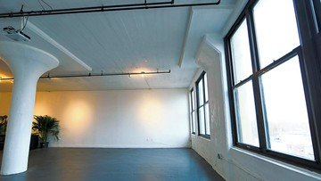 NYC training rooms Industriegebäude Desique Harrison image 5