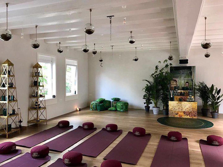 Amsterdam workshop spaces Salle de réunion The Green Temple - The green temple image 0
