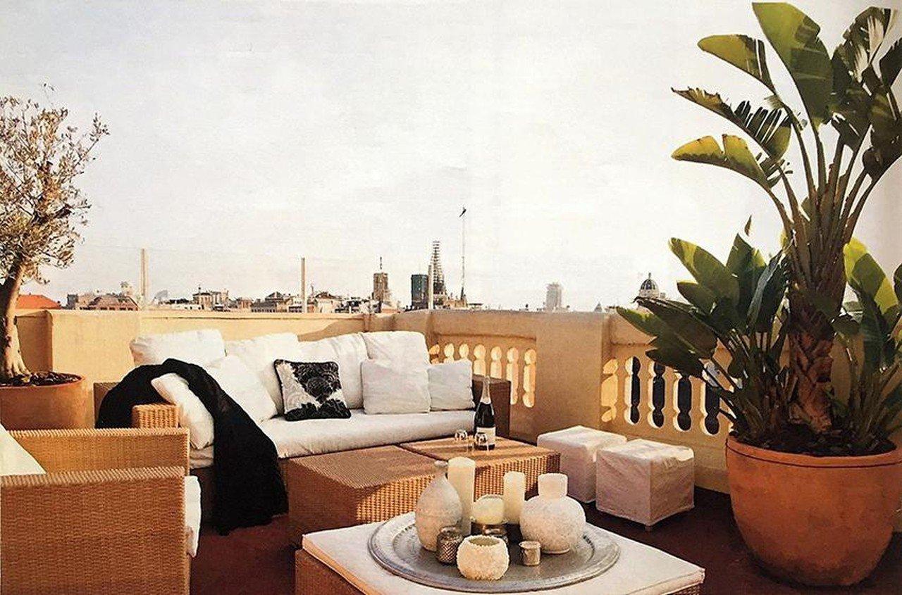 Barcelone  Rooftop Trafalgar Penthouse image 0
