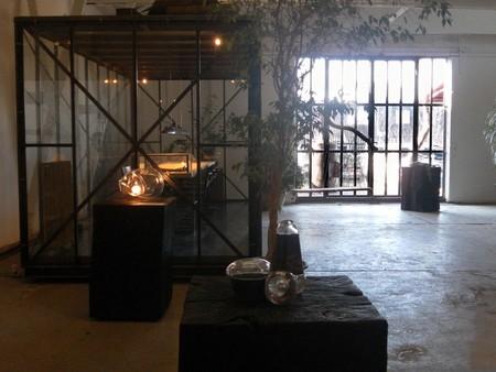 Amsterdam  Salle de réunion Meeting cage image 2