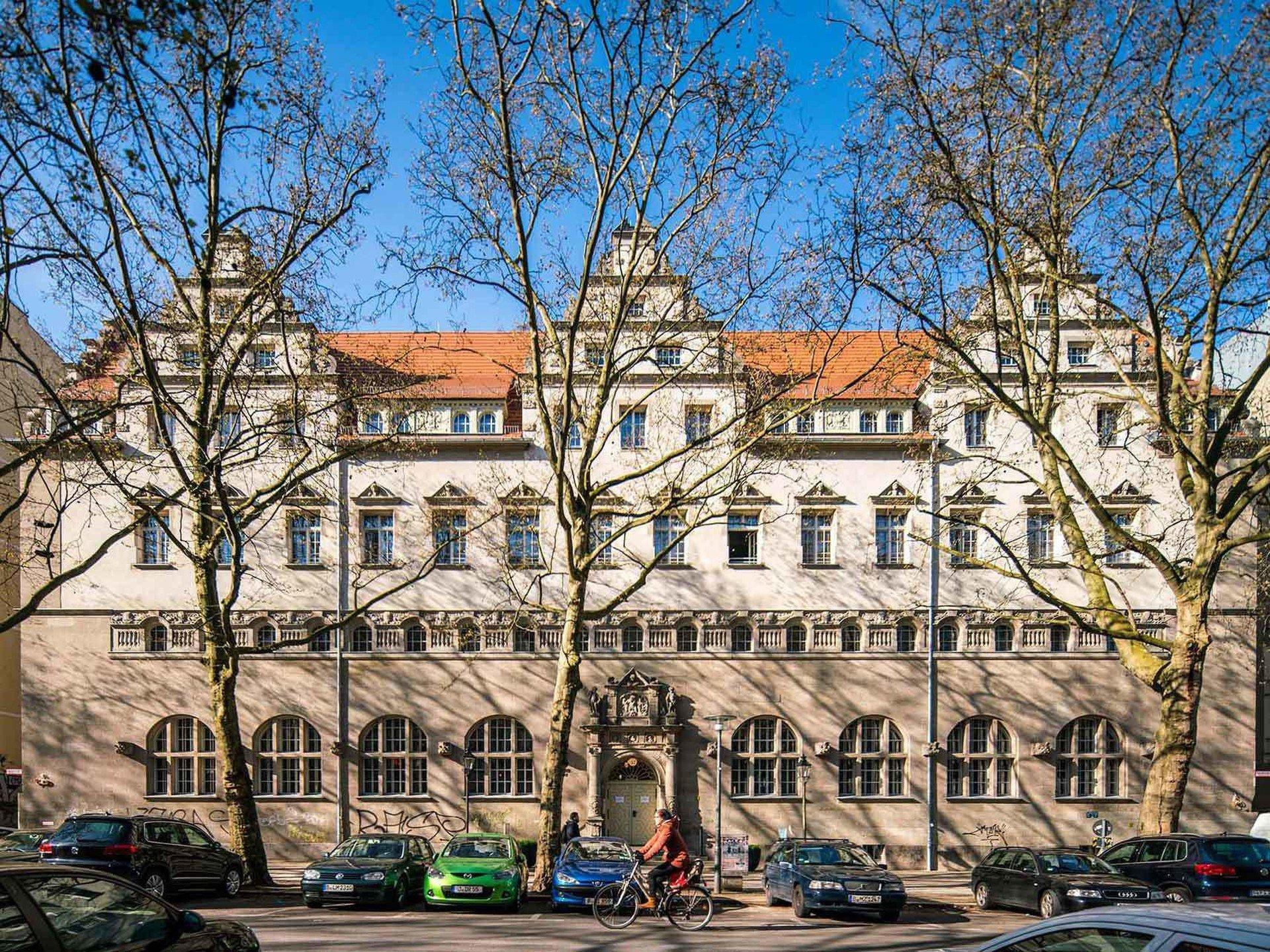 Berlin  Salle de réunion Salon at Hotel Oderberger image 4