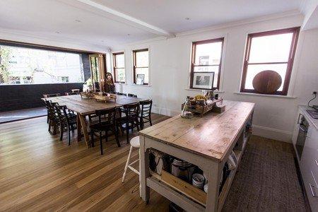 Sydney workshop spaces Dachterrasse The Kitchen Hub image 0