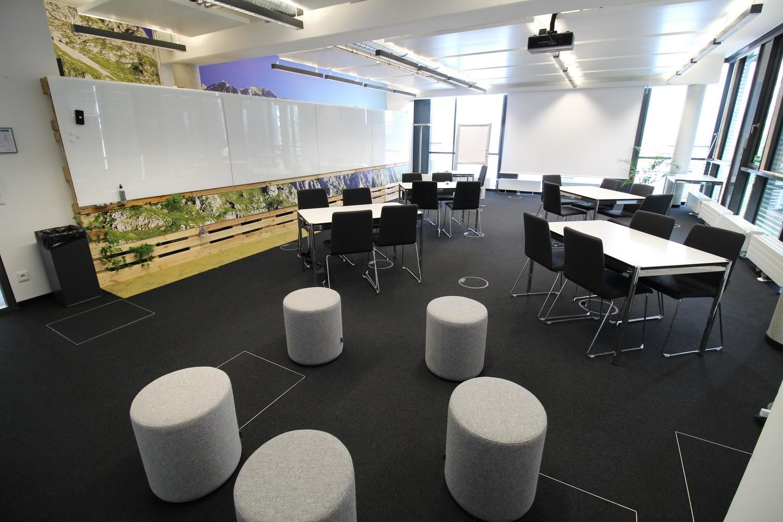 Munich Eventräume Salle de réunion smartvillage - Room Wetterstein image 2