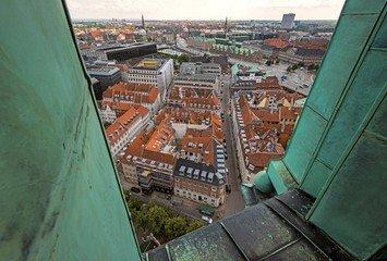 Copenhagen conference rooms Historic venue Nikolaj Kunsthal - The Tower image 0