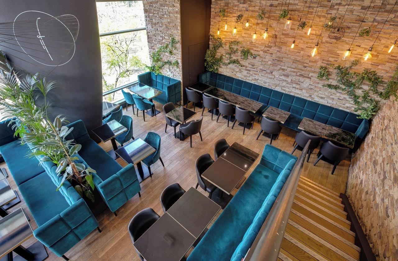 Paris Salles de réception Private residence Loft I Fratelli image 0