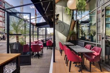 Paris Salles de réception Private residence Loft I Fratelli image 4
