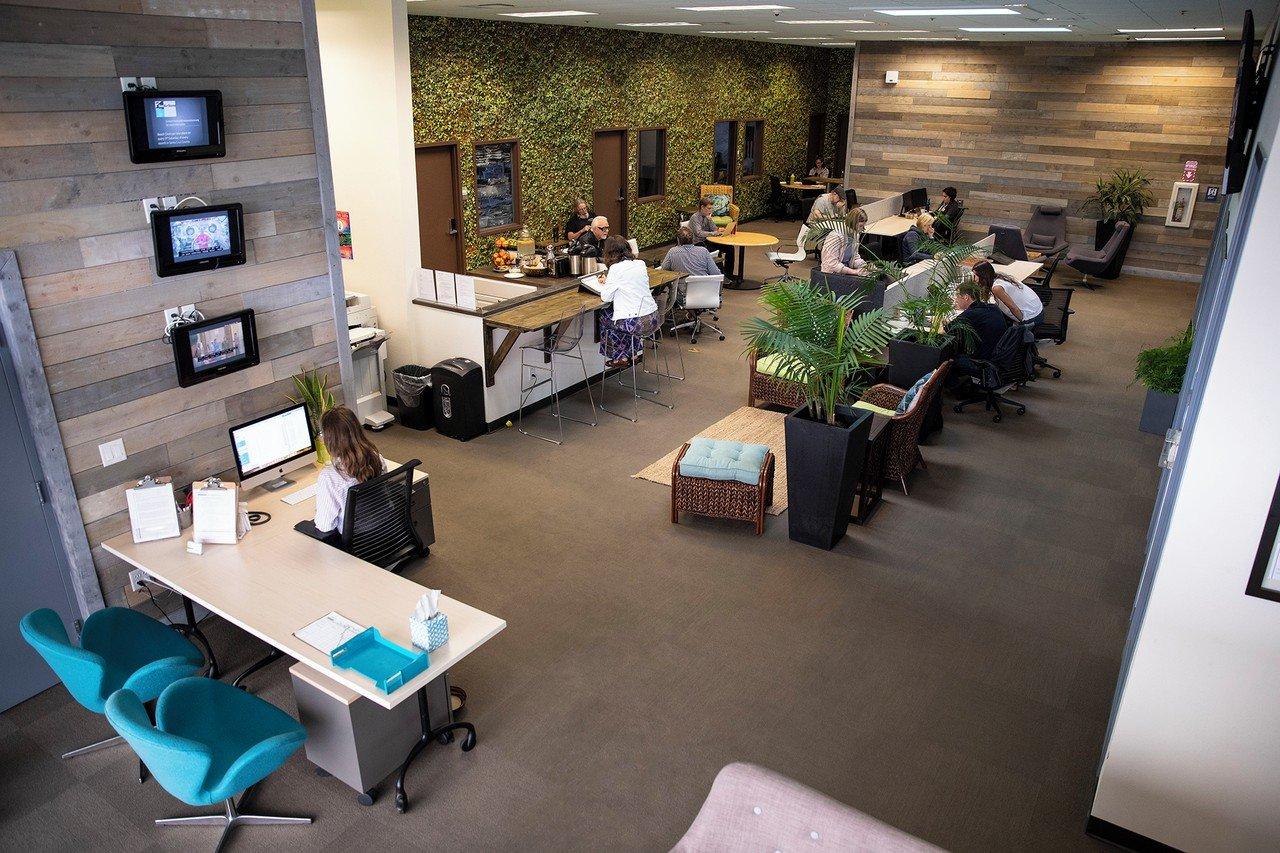 Santa Cruz workshop spaces Coworking space Satellite Santa Cruz - Cafe (CA) image 0