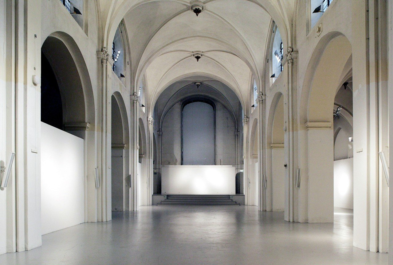Copenhagen corporate event venues Gallery Nikolaj Kunsthal - Lower Gallery image 0