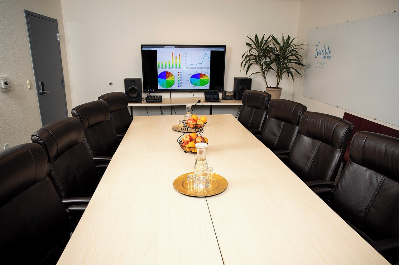 Santa Cruz conference rooms Meeting room Satellite Santa Cruz - Conference Room (CA) image 0