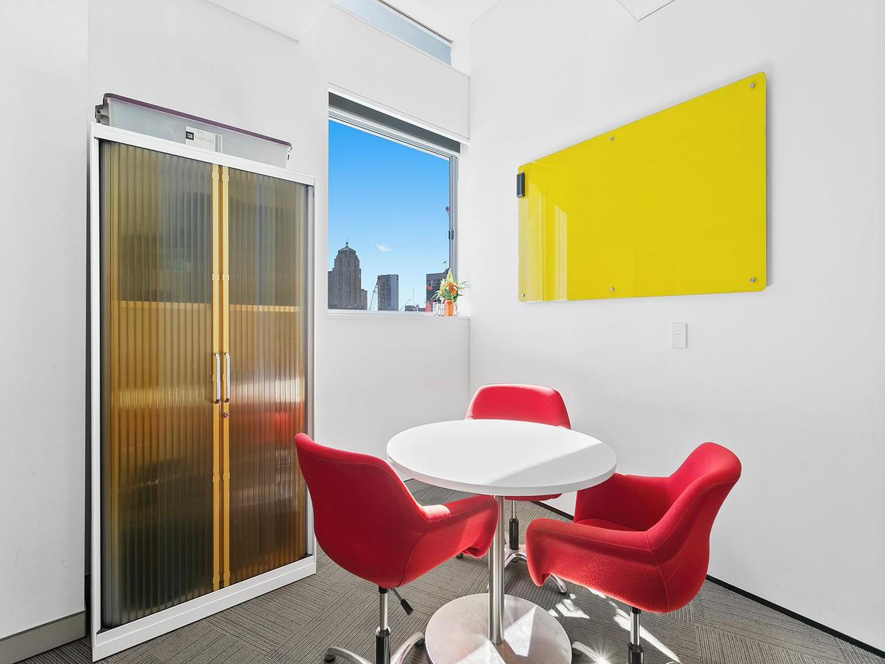 Sydney workshop spaces Meeting room 3 Person Meeting Room image 4