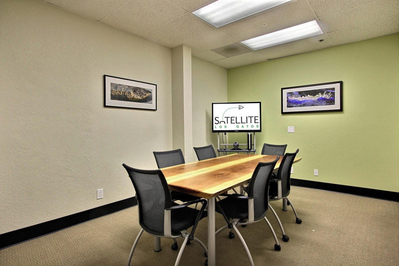 San Jose conference rooms Meeting room The Satellite Los Gatos - Small room image 0