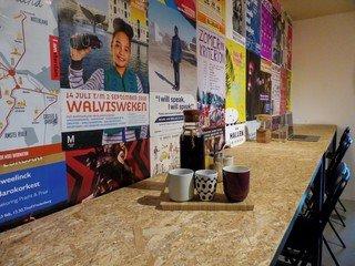 Amsterdam Salles de conférence Salle de réunion ☀️Large Meeting Room image 4
