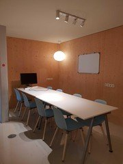 Amsterdam Tagungsräume Meeting room ☀️Small meeting room - The Thinking Hut Zuid image 7