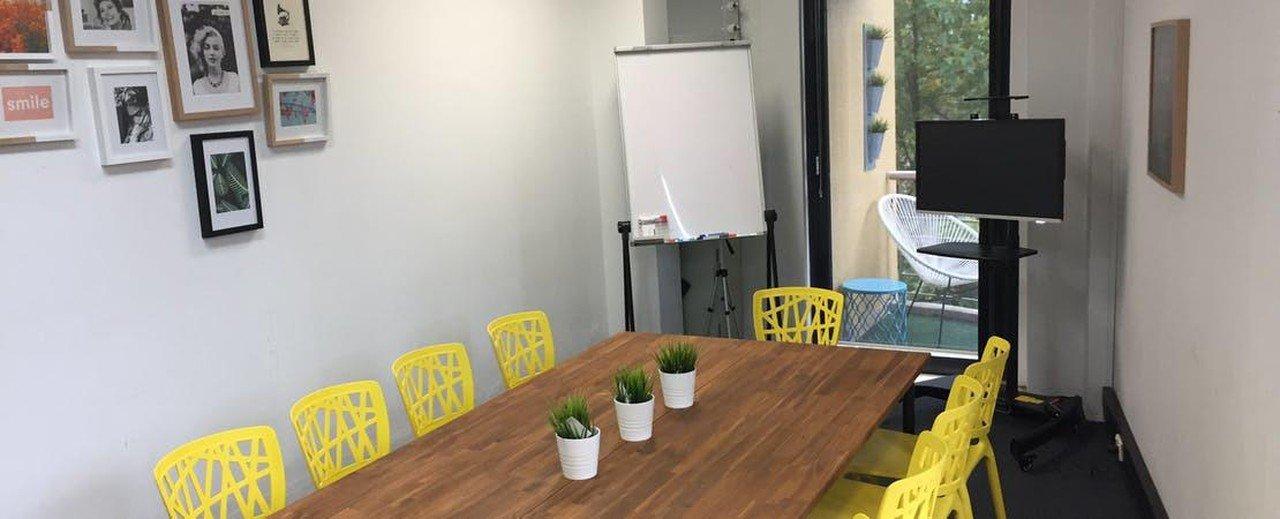 Sydney workshop spaces Salle de réunion Little Space - Boardroom image 2