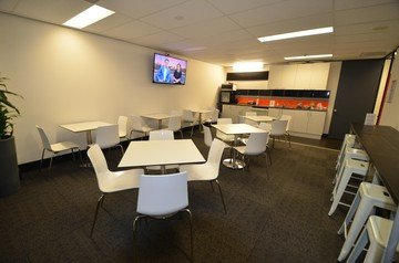 Sydney training rooms Salle de réunion (CA) North Sydney Training Centre - Blue Room image 3