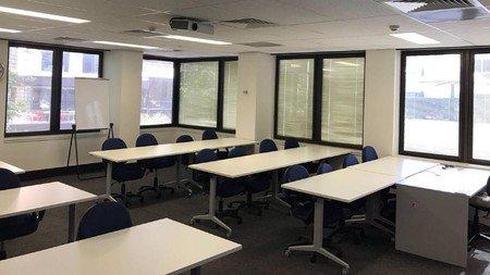Sydney training rooms Meetingraum North Sydney Training Centre - Red Room image 0