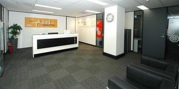 Sydney training rooms Salle de réunion North Sydney Training Centre - Red Room image 1
