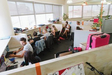 Le Cap training rooms Espace de Coworking Cape Town Office image 0