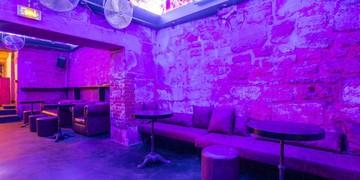 Paris Salles de réception Unusual Le Jammin Club image 0