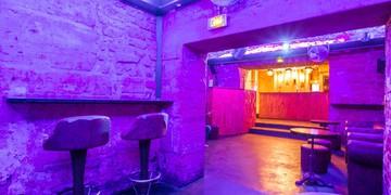 Paris Salles de réception Unusual Le Jammin Club image 1