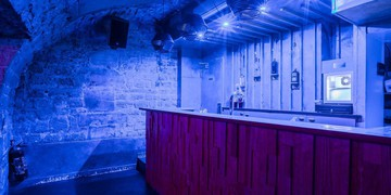Paris Salles de réception Unusual Le Jammin Club image 3