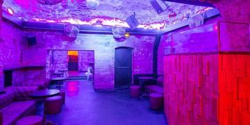 Paris Salles de réception Unusual Le Jammin Club image 4