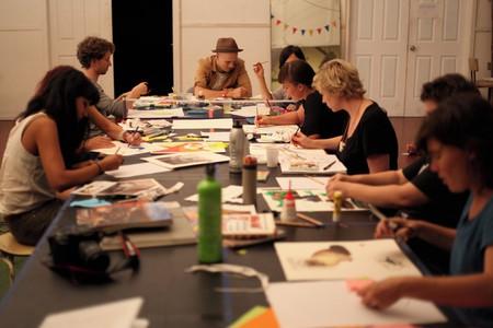 Melbourne  Espace de Coworking Cromwell Studios image 5