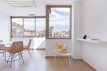 Barcelona workshop spaces Meeting room Sheltair Roger de Lluria image 3