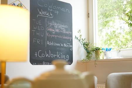 Berlin  Salle de réunion CoWomen image 13
