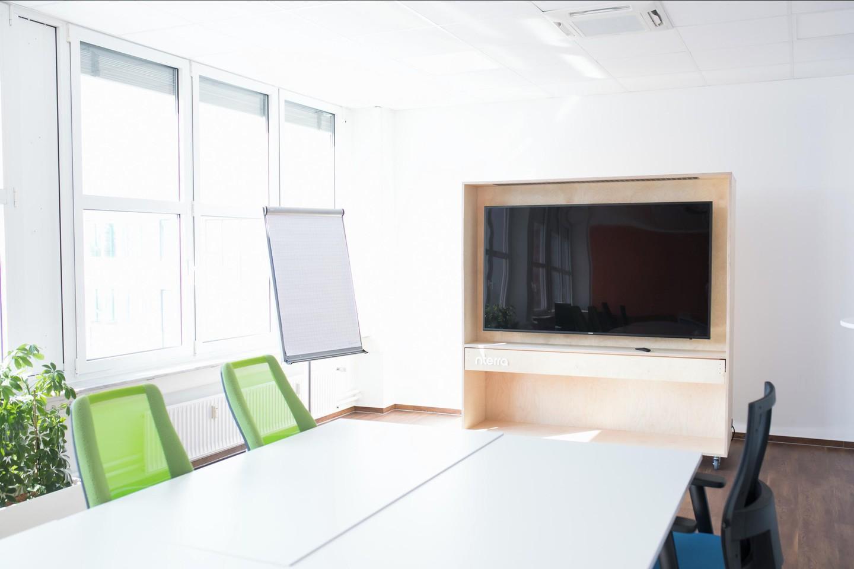 Francfort Schulungsräume Salle de réunion ngage rooms – Tetris image 1