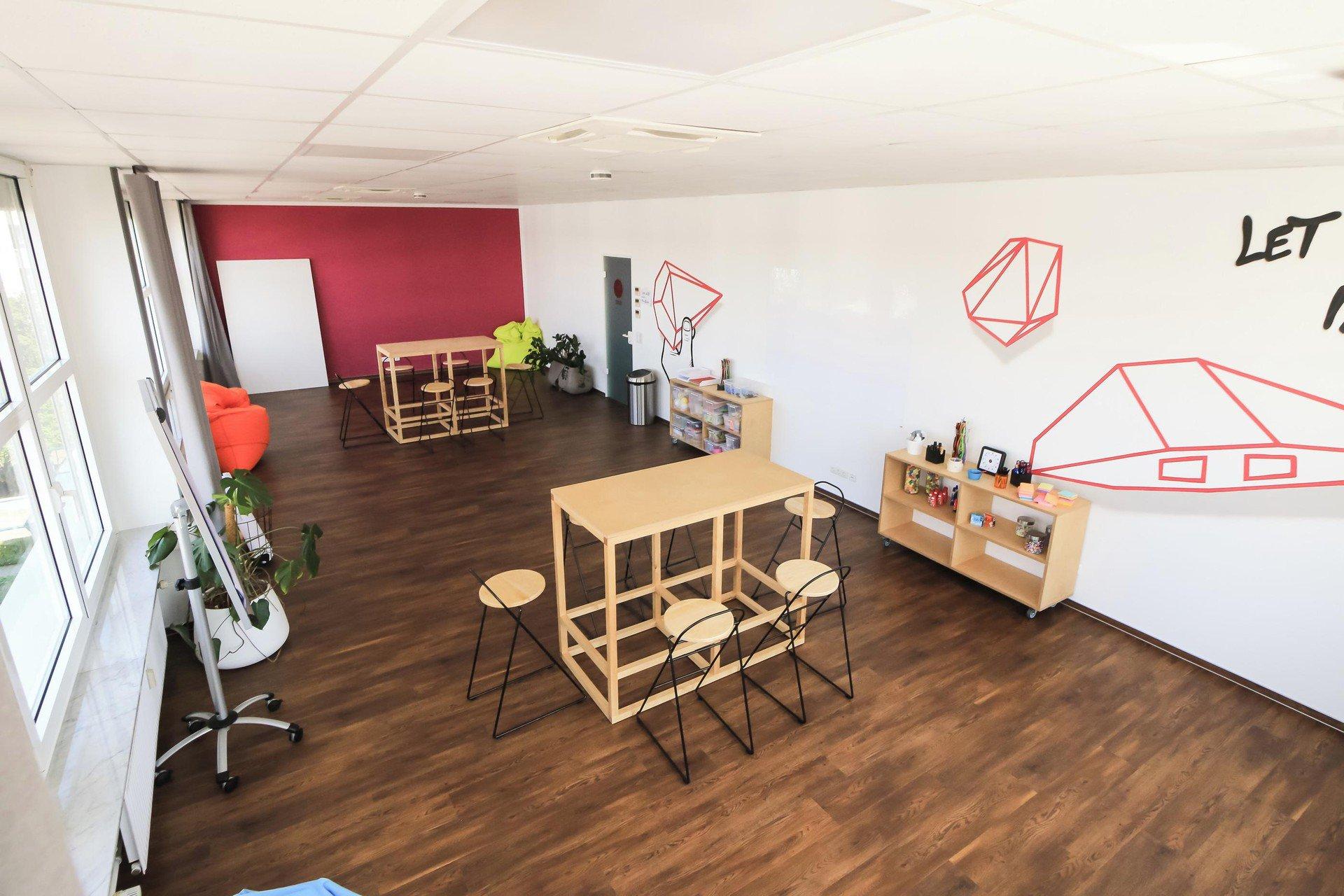 Francfort Trainingsräume Salle de réunion ngage rooms – 3 Meetingräume inkl. Lounge image 1