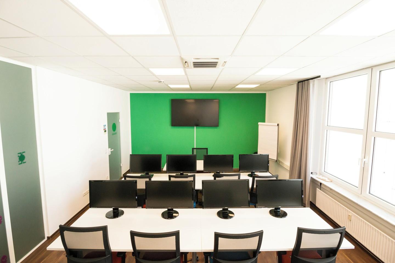 Francfort Trainingsräume Salle de réunion ngage rooms – 3 Meetingräume inkl. Lounge image 5