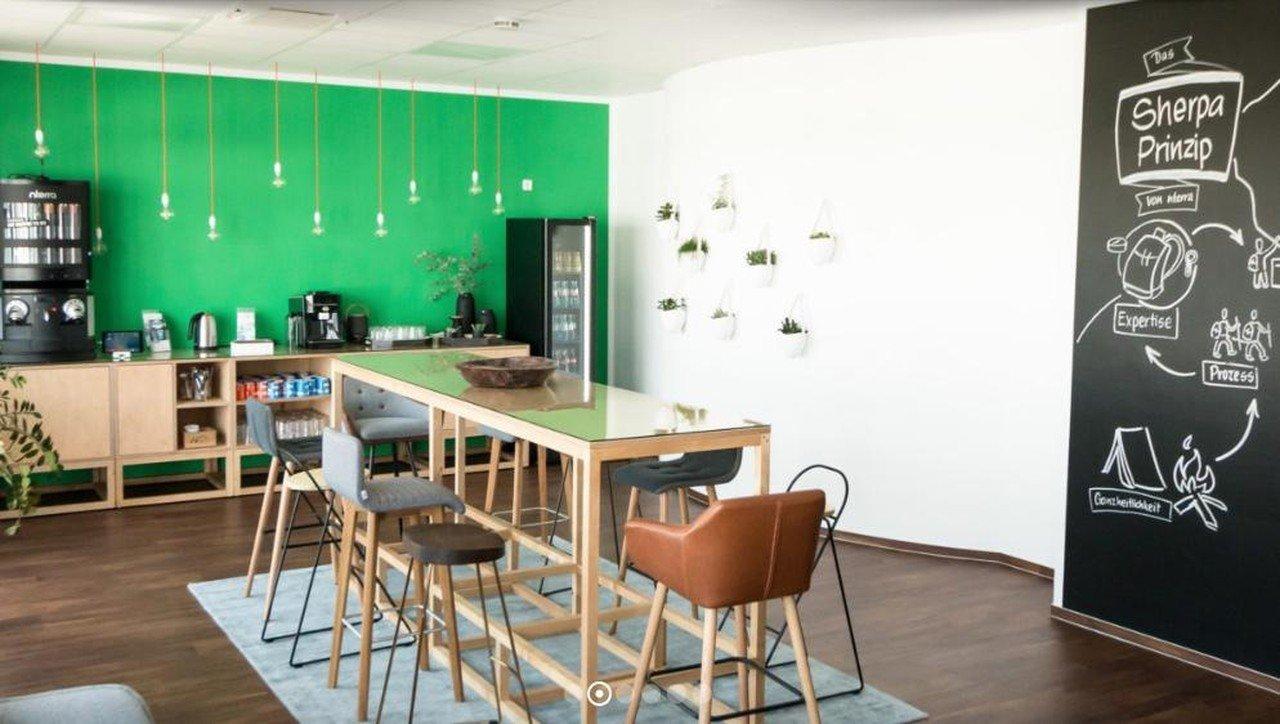 Francfort Trainingsräume Salle de réunion ngage rooms – 3 Meetingräume inkl. Lounge und Equipment image 8