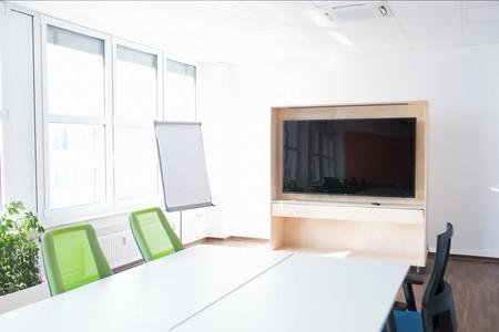 Francfort Trainingsräume Salle de réunion ngage rooms – 3 Meetingräume inkl. Lounge image 4