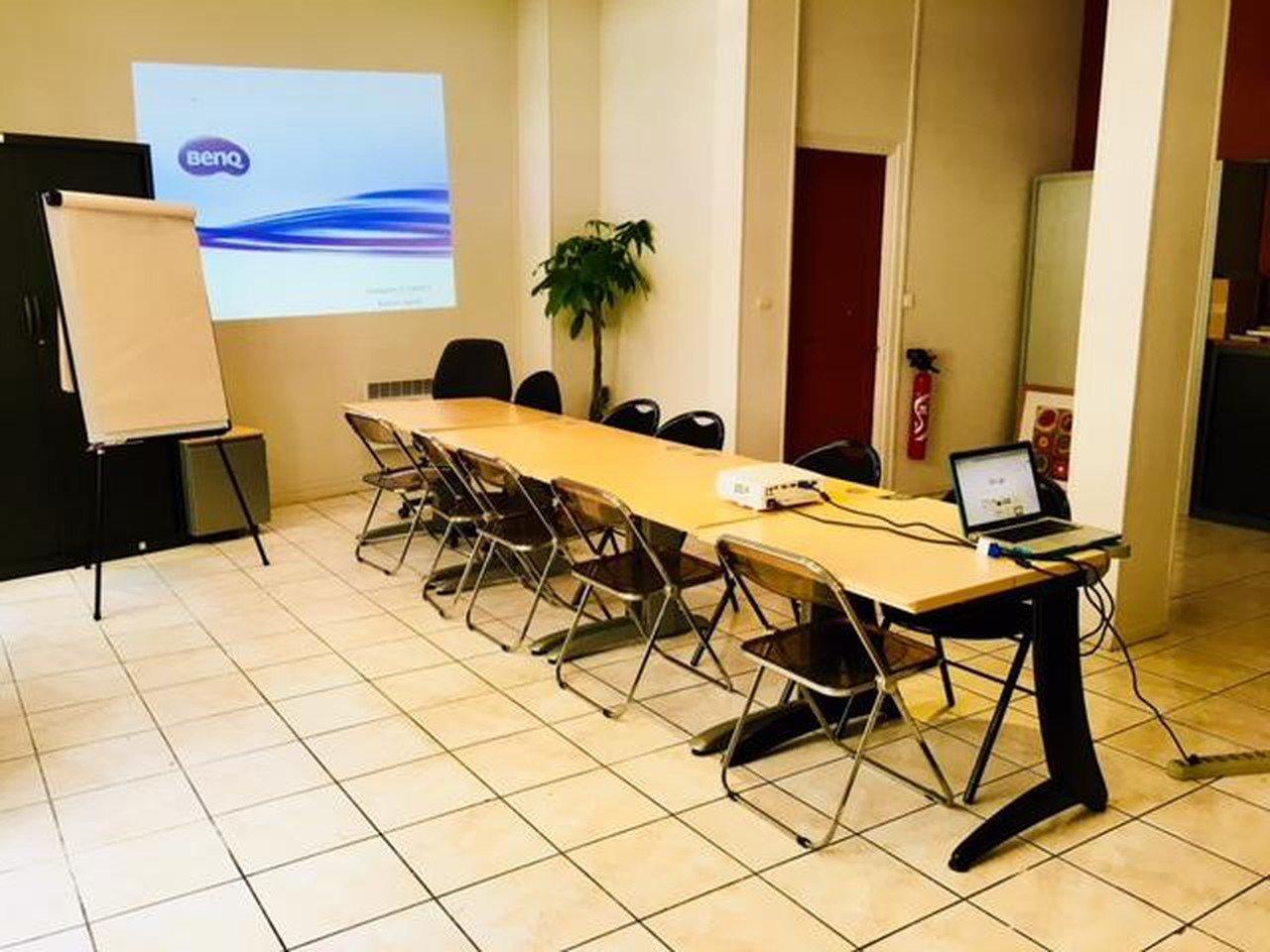 Paris  Meetingraum BELLE ESPACE DAUMESNIL image 2