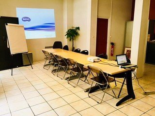 Paris  Meeting room BELLE ESPACE DAUMESNIL image 2