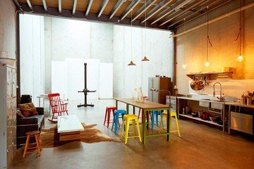 Melbourne workshop spaces Photography studio The Bunker image 0