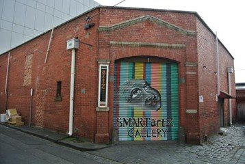 Melbourne workshop spaces Industrial space SmartArtz Gallery image 8