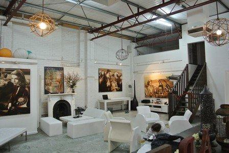 Melbourne workshop spaces Industrial space SmartArtz Gallery image 12
