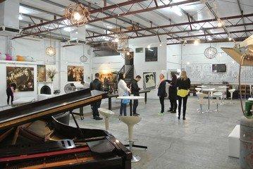 Melbourne workshop spaces Industriegebäude SmartArtz Gallery image 13