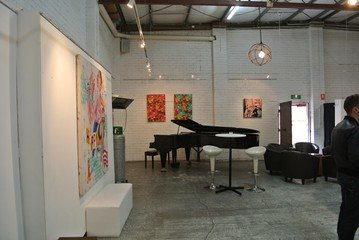 Melbourne workshop spaces Industrial space SmartArtz Gallery image 14