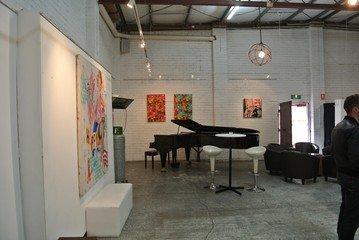 Melbourne workshop spaces Industriegebäude SmartArtz Gallery image 14