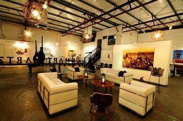 Melbourne workshop spaces Industriegebäude SmartArtz Gallery image 1