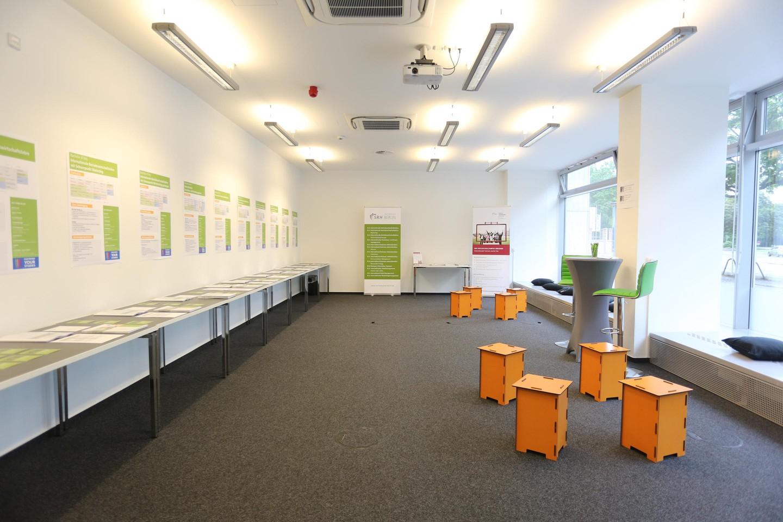 Berlin Seminarräume Auditorium Start-Up Lab / Open Space image 10