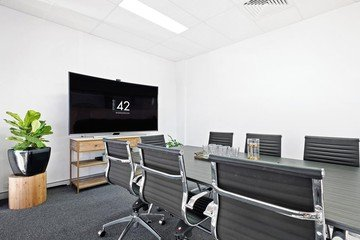 "Brisbane conference rooms Meeting room Boardroom - ""Lisburn"" Studio 42 Workspaces image 1"