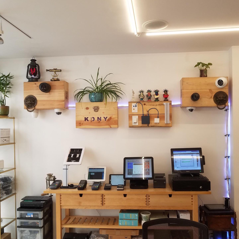 NYC  Espace de Coworking KDNY POS image 2